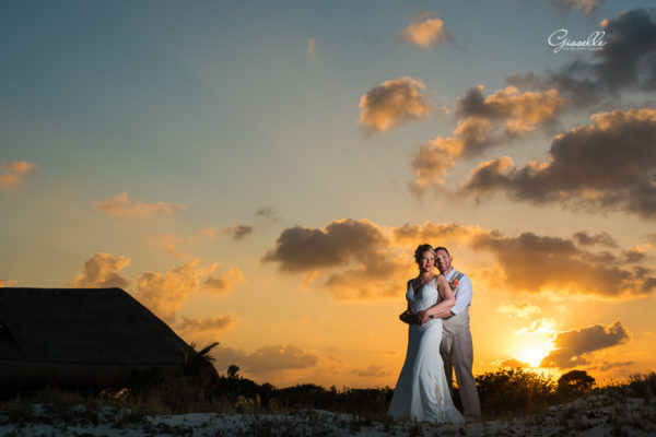 Kate & Dustin @Finest Playa Mujeres, Mexico