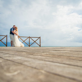 Trash the dress Playa del Carmen