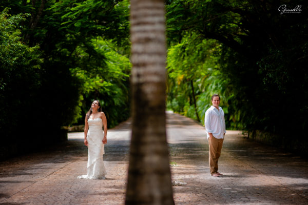 Rocio & Matthew @Presidente Intercontinental @Cozumel